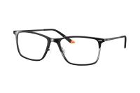 Humphrey's 581037 10 Brille in schwarz
