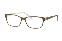 Marc O'Polo 503061 40 Brille in braun/grün