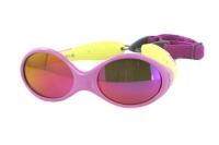 Julbo Junior Looping 2 J3321118C SP3CF Sonnenbrille in rosa / gelb