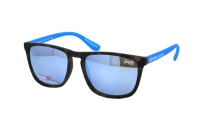 Superdry SDS Shockwave 105 Sonnenbrille in havanna/blau