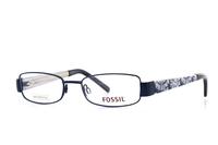 FOSSIL Abilene OFW1213 400 Brille in blau