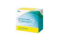 Bausch & Lomb PureVision2 Presbyopia 6er Box - Monatslinsen
