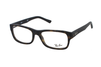 Ray-Ban RX5268 5211 Brille in matte havanna