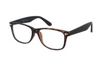 Megabrille Modell CP169H Brille in braun/schwarz