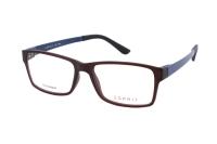 ESPRIT ET17446 517 Brille in lila matt/blau
