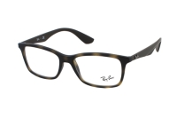 Ray-Ban RX7047 5573 Brille in matte havana