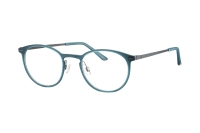 Humphrey's 581031 70 Brille in petrol transparent