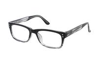 Megabrille Modell CP198 Brille in schwarz/transparent
