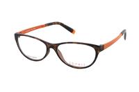 ESPRIT ET17456 545 Brille in braun/beige