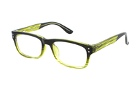 Megabrille Modell CP198A Brille in grün
