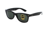 Ray-Ban New Wayfarer RB 2132 901L Sonnenbrille in black