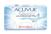 Johnson&Johnson ACUVUE OASYS HYDROCLEAR PLUS 3er Box - 14-Tageslinsen