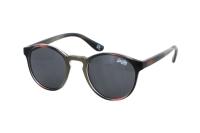 Superdry SDS Sakuru 199 Sonnenbrille in grau/havanna