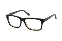 Megabrille Modell A116C Brille in braun