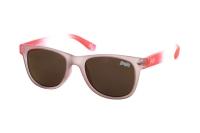 Superdry SDS Superfarer 172 Sonnenbrille in transparent/orange