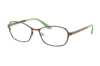 Marc O'Polo 500020 60 Brille in braun/grün