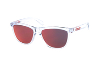 Oakley Frogskins OO9013 A5 Sonnenbrille in polished clear