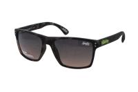 Superdry SDS Kobe 102 Sonnenbrille in havanna schwarz/braun