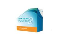 Bausch & Lomb PureVision2 HD Astigmatism 6er Box - Monatslinsen