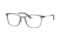 Humphrey's 581023 40 Brille in grau grün transparent