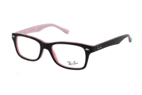 Ray-Ban RY1531 3580 Kinderbrille in top havana on opal pink
