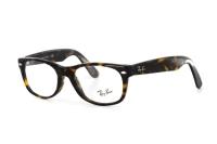 Ray-Ban New Wayfarer RX5184 2012 Brille in dark havana