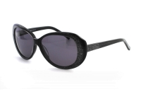 s.Oliver 98942 620 Sonnenbrille in schwarz Glitter