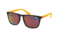 Superdry SDS Shockwave 170 Sonnenbrille in havanna/neon orange