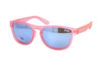 Superdry SDS Rockstar 172 Sonnenbrille in neon rosa