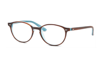 Marc O'Polo 503041 67 Brille in havanna türkis