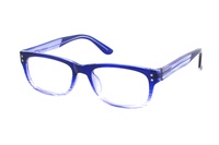 Megabrille Modell CP198E Brille in blau/transparent