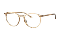 Marc O'Polo 503084 80 Brille in gold/transparent