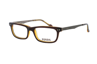 FOSSIL Byron OF 2090 200 Brille in braun