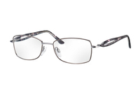 fineline 891029 30 Titanflex Brille in grau