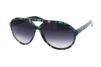 Liebeskind 10315 460 Sonnenbrille in blau/schwarz