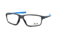 Oakley Crosslink Zero OX8076 01 Brille in satin grey smoke