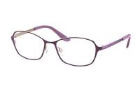 Marc O'Polo 500020 55 Brille in violett/silber