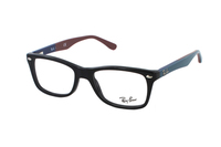 Ray-Ban RX5228 5544 Brille in black
