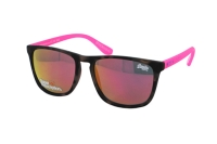 Superdry SDS Shockwave 172 Sonnenbrille in havanna/neon pink