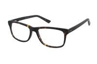 Megabrille Modell A72C Brille in braun