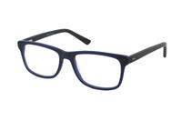 Megabrille Modell A72E Brille in blau
