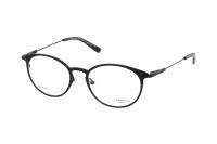Liebeskind 11010 600 Brille in schwarz gebürstet