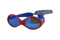 Julbo Junior Looping 2 J3321113C SP3CF Sonnenbrille in rot / blau