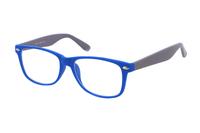 Megabrille Modell CP169A Brille in blau/grau
