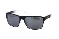 Superdry SDS Kobe 100 Sonnenbrille in schwarz/weiß