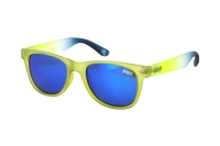 Superdry SDS Superfarer 130 Sonnenbrille in neongelb/blau