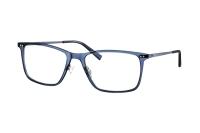 Humphrey's 581037 70 Brille in blau transparent