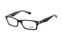 Ray-Ban RY1530 3529 Brille in schwarz/transparent