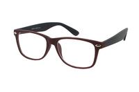 Megabrille Modell CP169G Brille in rot/schwarz