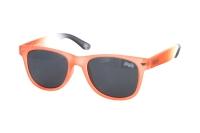 Superdry SDS Superfarer 150 Sonnenbrille in neonorange/transparent
